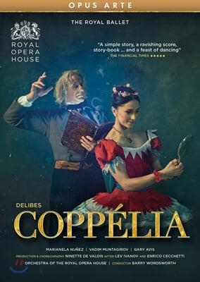 The Royal Ballet 들리브: 발레 '코펠리아' (Delibes: Coppelia)