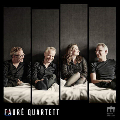 Faure Quartet 포레: 피아노 4중주 1, 2번 (Faure: Piano Quartets)