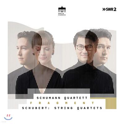 Schumann Quartett 슈베르트: 현악 4중주 6번, 13번 '로자문데' (Schubert: String Quartets D74, D703, D804)