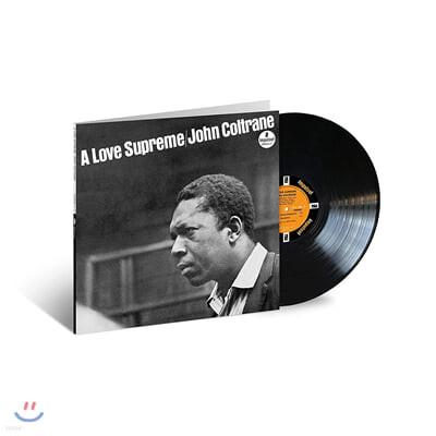 John Coltrane (존 콜트레인) - A Love Supreme [LP]