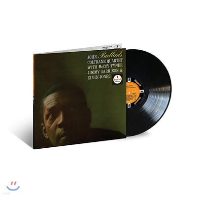 John Coltrane (존 콜트레인) - Ballads [LP]