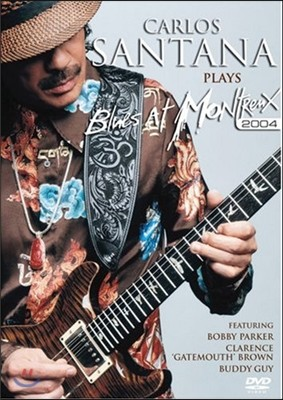 Santana - Plays Blues At Montreux