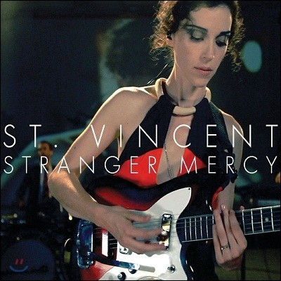 St. Vincent - Strange Mercy (Deluxe Edition)