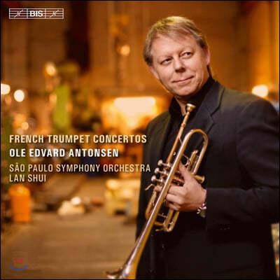 Ole Edvard Antonsen 프랑스 트럼펫 협주곡집 (French Trumpet Concertos)