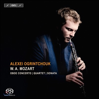 Maxim Rysanov 모차르트: 오보에 협주곡, 사중주, 바이올린 소나타 (Mozart: Oboe Concerto K.314, Oboe Quartet K.370, Violin Sonata K.378)