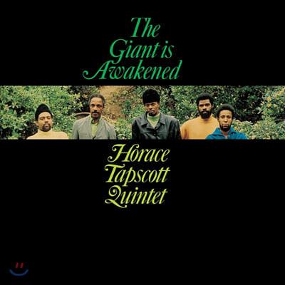 Horace Tapscott Quintet (호레이스 탭스콧 퀸텟) - The Giant Is Awakened [LP]