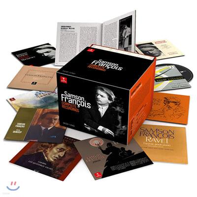 상송 프랑스와 녹음 전집 (Samson Francois - Complete Recordings)