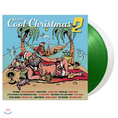 베리 쿨 크리스마스 2집 - A Very Cool Christmas Vol.2 [화이트 & 라이트그린 컬러 2LP]