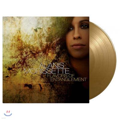 Alanis Morissette (앨라니스 모리셋) - 7집 Flavors Of Entanglement [골드 컬러 LP]