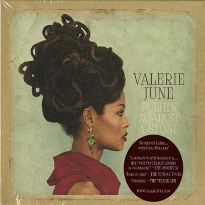 Valerie June - Pushin' Against A Stone (Digipack)