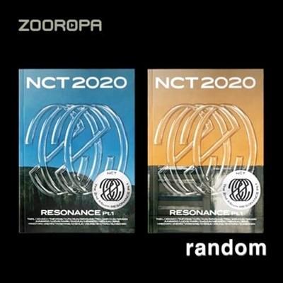 [개봉] 엔시티 NCT 2020 The 2nd Album RESONANCE 1 (포카없음)