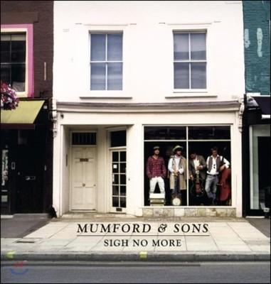 Mumford & Sons (멈포드 앤 선즈) - Sigh No More [LP]