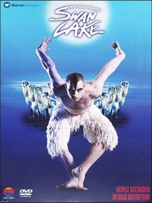 Richard Winsor 매튜 본의 백조의 호수 [2010년 리차드 윈저 주연 버전] (Matthew Bourne's Swan Lake: Newly Recorded in High Definition)
