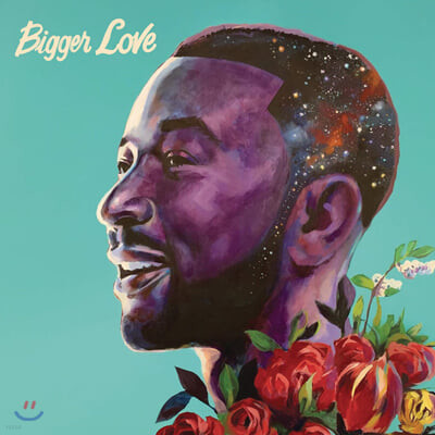 John Legend (존 레전드) - 6집 Bigger Love [2LP]