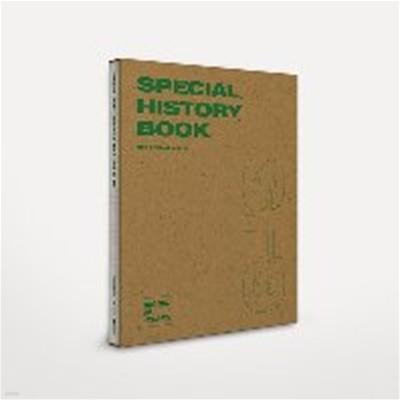 [미개봉] 에스에프나인 (SF9) / SPECIAL HISTORY BOOK (Special Album)