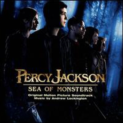 Andrew Lockington - Percy Jackson: Sea Of Monsters (퍼시 잭슨과 괴물들의 바다) (Soundtrack)(CD)