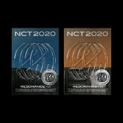 [미개봉] 엔시티 (NCT) / NCT The 2nd Album : Resonance Pt.1 (The Past/The Future Ver. 랜덤 발송)