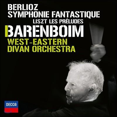 베를리오즈 : 환상교향곡 - 다니엘 바렌보임