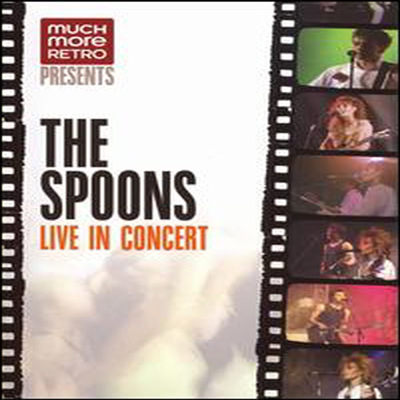 Spoons - Live in Concert (DVD)(2006)