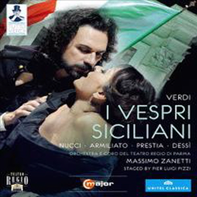 베르디: 시칠리아 섬의 저녁기도 (Verdi: Vespri Siciliani) (Blu-ray)(일본반) (2013) - Leo Nucci