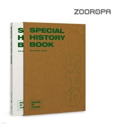 [개봉] 에스에프나인 SF9 Special Album HISTORY BOOK 손잡아 줄게 (포카없음)