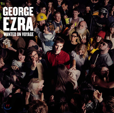 George Ezra (조지 에즈라) - Wanted on Voyage [컬러 LP]