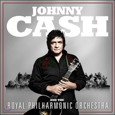 Johnny Cash (조니 캐시) - Johnny Cash And The Royal Philharmonic Orchestra [LP]