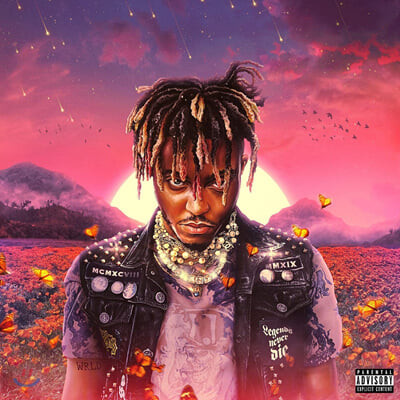 Juice WRLD (주스 월드) - 3집 Legends Never Die