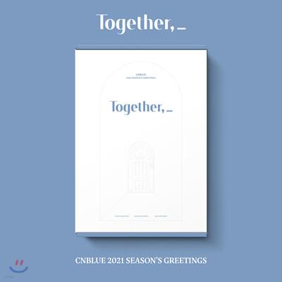 씨엔블루 (CNBLUE) 2021 시즌 그리팅 [TOGETHER]