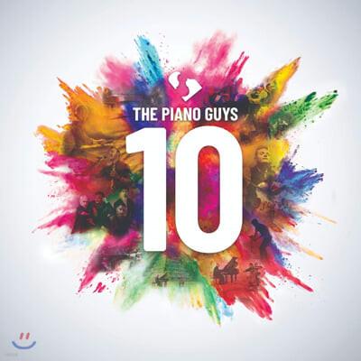 The Piano Guys (피아노 가이스) - 10 [2CD+DVD]