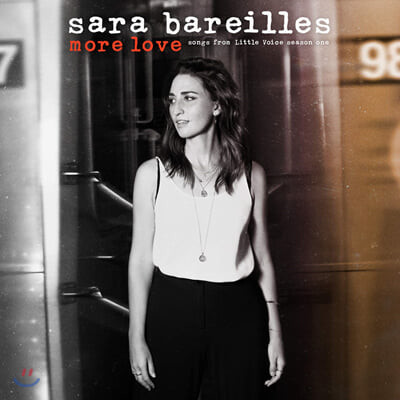 Sara Bareilles (사라 바렐리스) - More Love : Songs from Little Voice Season One [LP]