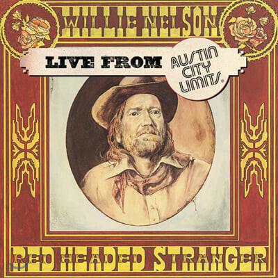 Willie Nelson (윌리 넬슨) - Red Headed Stranger Live from Austin City 1976 [LP]