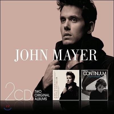 John Mayer - Continuum+Battle Studies