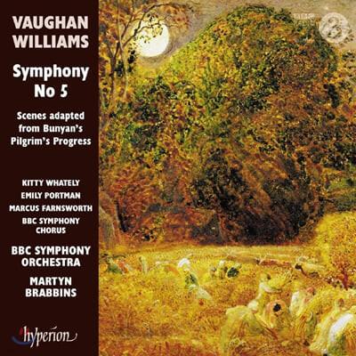 Martyn Brabbins 본 윌리엄스: 교향곡 5번 (Vaughan Williams: Symphony No. 5 in D Major)