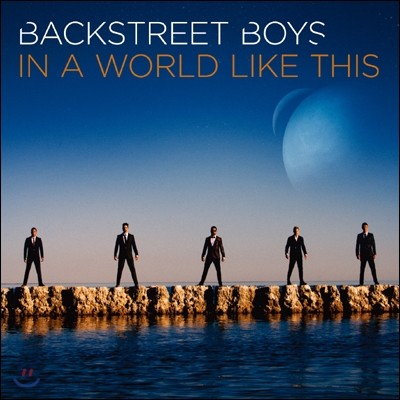 Backstreet Boys - In A World Like This (티머니 POP 카드 에디션)