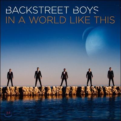 Backstreet Boys - In A World Like This (티머니 POP 카드 에디션)