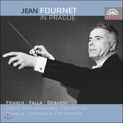 Jean Fournet 프라하의 장 푸르네 : 프랑크, 드뷔시, 파야의 관현악 작품들 (In Prague - Franck, Debussy, De Falla)