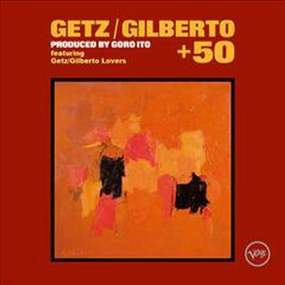 Various Artists (Tribute to Stan Getz & Astrud Gilberto) - Getz/Gilberto +50 (Bonus Track)(SHM-CD)(일본반)