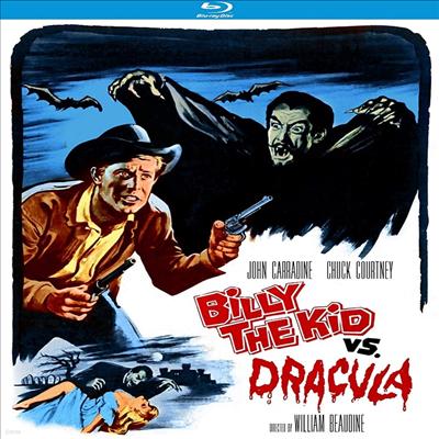 Billy The Kid Vs. Dracula (빌리 더 키드 Vs. 드라큘라) (1966)(한글무자막)(Blu-ray)