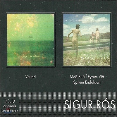 Sigur Ros - Valtari + Med Sud I Eyrum Vid Spilum Endalaust (Limited Edition)