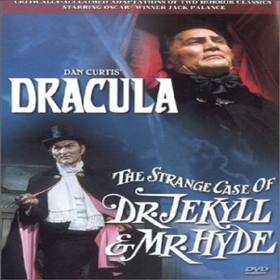 Dan Curtis' Dracula / The Strange Case Of Dr. Jekyll & Mr. Hyde (댄 커티스의 드라큘라 / 지킬 박사와 미스터 하이드의 기이한 사건)(지역코드1)(한글무자막)(DVD)