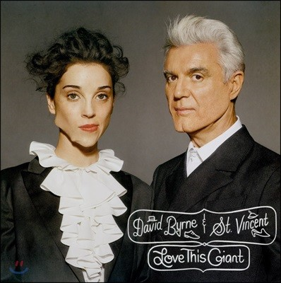 David Byrne / St. Vincent - Love This Giant [LP]