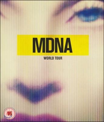 Madonna - MDNA World Tour 마돈나 MDNA 월드투어 공연 실황 블루레이