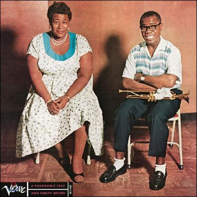 Ella Fitzgerald / Louis Armstrong (엘라 피츠제럴드 / 루이 암스트롱) - Ella and Louis [2LP]