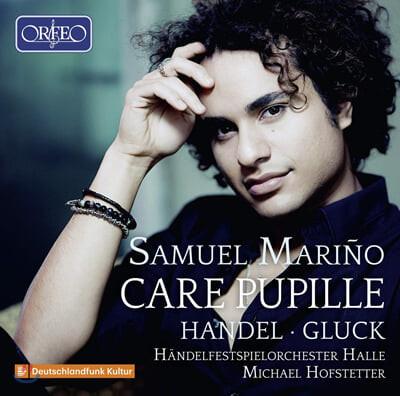 Samuel Marino 헨델 / 글루크: 오페라 아리아 (Handel / Gluck: Opera Arias -  Care pupille)