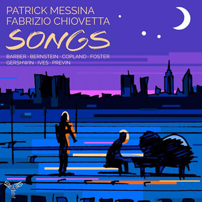 Patrick Messina 클라리넷으로 연주한 미국 근대 작품집 (Songs)