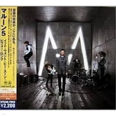 [일본반] Maroon 5 - It Won't Be Soon Before Long [+3 Bonus Track]