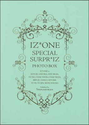 (예약도서) IZ*ONE SPECIAL SURPR*IZ PHOTO BOX