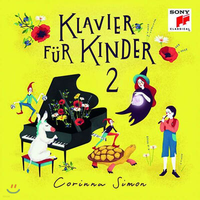 Corinna Simon 어린이를 위한 피아노 2집 (Klavier fur Kinder Vol.2)