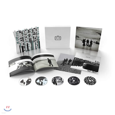 U2 (유투) - 10집 All That You Can't Leave Behind [5CD]